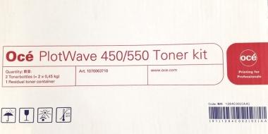 Тонер Oce PlotWave 450/550 (Артикул 1284C002)