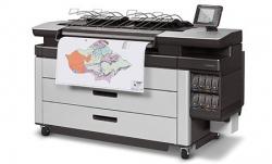 Система цветной печати HP PageWide XL 6000