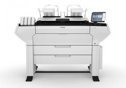 Система сканирования и печати Canon ColorWave 3600
