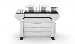 Система сканирования и печати Canon ColorWave 3800