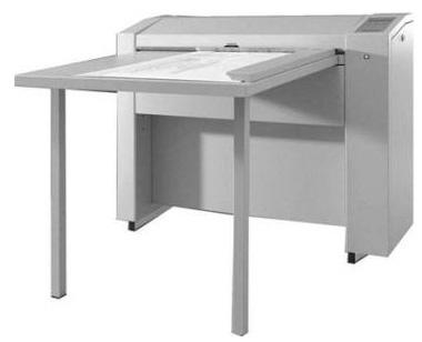 Фальцовщик ES-TE 2300 с складным столом