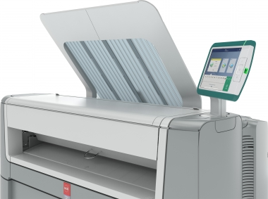 МФУ OCE PlotWave 550 - панель