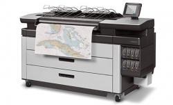 Система цветной печати HP PageWide XL 5100