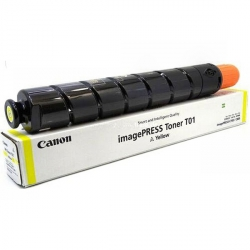 Тонер T01 для iPR C850/800/750/700/650, Yellow (1040г)
