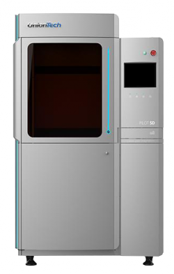 Системы 3D печати UnionTech Pilot SD и Pilot HD